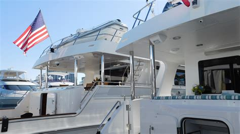 palm beach boat show 2018 vendors outer reef yachts