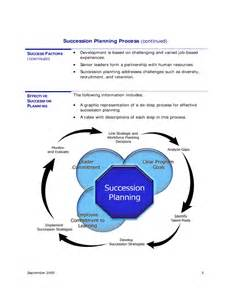 Succession Planning Template by Succession Planning Process Template Free