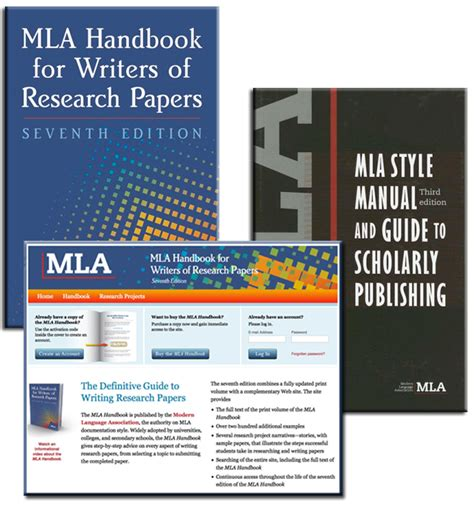 mla handbook for writers of research papers mla handbook for the writers of research papers thesis