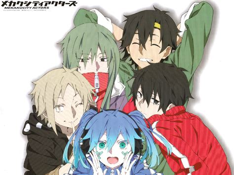 mekakucity actors mekakucity actors