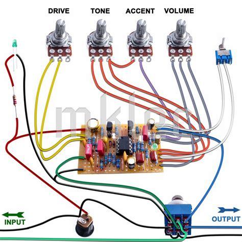 guitar effects pedal offboard wiring demystified guitar