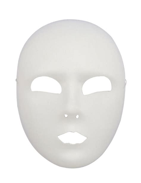 half mask printable template best photos of face mask template blank face mask