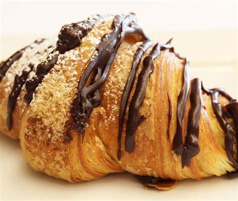 Croissant Coklat chocolate croissants nunnbetter catering