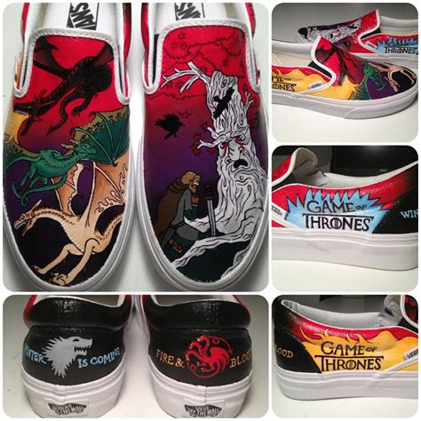 of thrones slippers of thrones shoes by hcram5 on deviantart