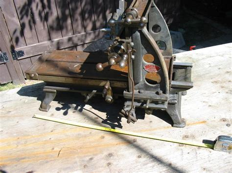bench planer for sale small antique aj wilkinson bench top planer for sale