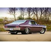 1970 Chevy Nova Pro Street 509 Big Block Drag Race Car