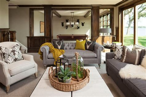Chesterfield sofa decorating ideas living room farmhouse with charcoal grey velvet sofa wood