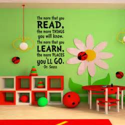 Dr Seuss Nursery Decor Childrens Wall Dr Seuss Childrens From Happy Wallz Dr