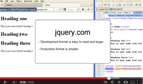 javascript jquery pattern javascript jquery tutorial for beginners 1 of 9