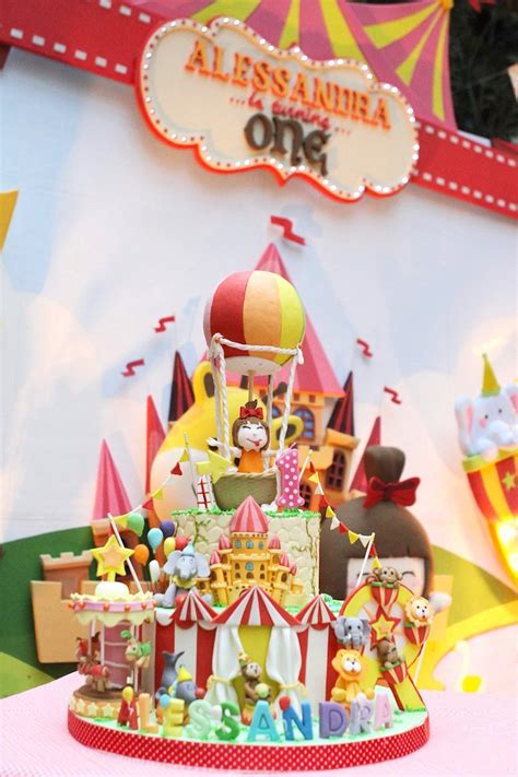 theme decoration kara s ideas carnival amusement park themed