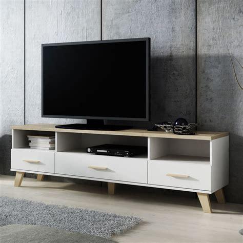 Cabinet Tv 180cm scandinavian style tv cabinet lotte 180cm