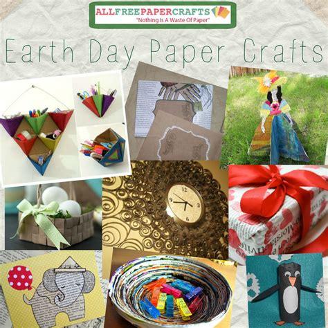 Earth Day Paper Crafts - 32 earth day paper crafts allfreepapercrafts