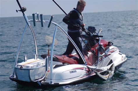 used fish and ski boats near me jet ski fishing makes the news again pwc forum the