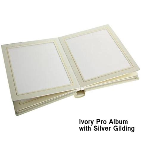 Wedding Album 4x6 by Pro Book Professional Ivory Slip In Wedding Album With
