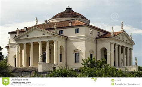 design on stock villa arena villa rotonda stock photography image 1173972