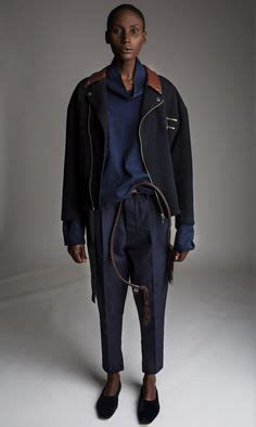 Limited Edition Romper Tuxedo List Burberry burberry prorsum boiled wool coat and yves laurent edition unisex boiler jumpsuit s