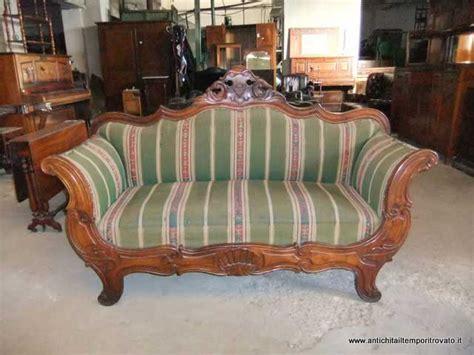 divani antichi prezzi antichit 224 il tempo ritrovato antiquariato e restauro