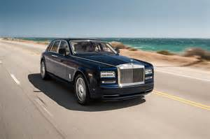 Rolls Royce Front 2014 Rolls Royce Phantom Front Three Quarter In Motion