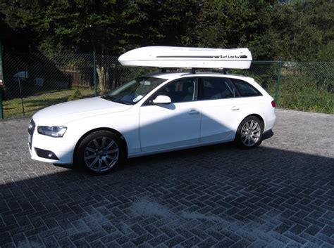 Audi A4 Dachbox dachboxen audi a4 premium dachbox aus gfk mobila