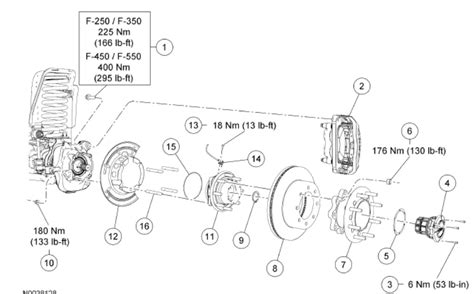 1997 ford f250 parts diagram 1997 ford f250 front axle diagram html autos post