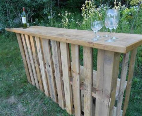 cheap patio bar 26 cool inexpensive outdoor bars for your home