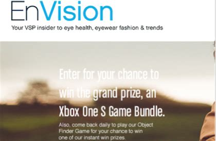 Vsp Sweepstakes - vsp envision sweepstakes sun sweeps