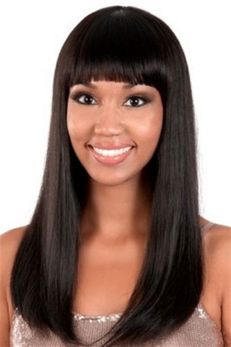 Best Ethnic Wigs For Round Face | best african american wig styles for round faces picture