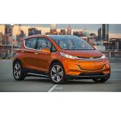 Chevy Bolt Electric Car Concept 200 Mile Range For Just $30000