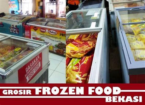 agen frozen food bekasi grosir makanan beku