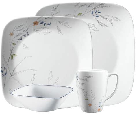 corelle swept pattern corelle 174 boutique adlyn 16 pc dinnerware set corelle