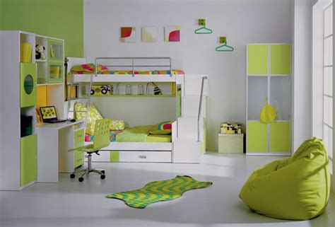 kids green bedroom kids bedroom in green decoist