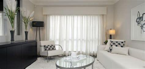 padded upholstered pelmet  sheer curtains  home