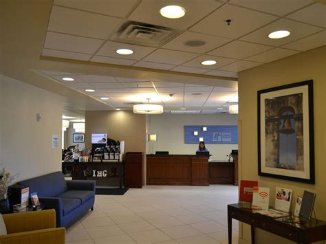 Ihg Help Desk by Inn Express Building 592 At Ft Sam Houston