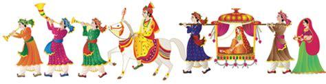 indian wedding banner vector wedding barat clipart 20