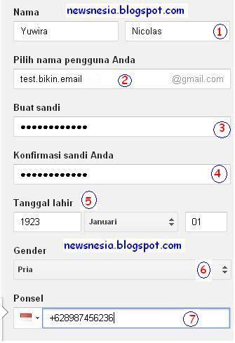 cara membuat email gmail bahasa indonesia cara membuat email gmail baru bahasa indonesia blogger tutor