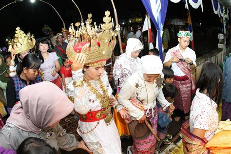 gawi adat lampung tradisi situs budaya indonesia