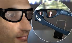 imagenes de gafas inteligentes smart spectacles to help the blind see high tech