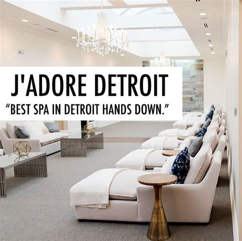 Detox Spa Retreats In Michigan by The Best Spas In Detroit Rivage Day Spa