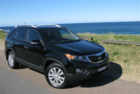 review of kia kia sorento review caradvice