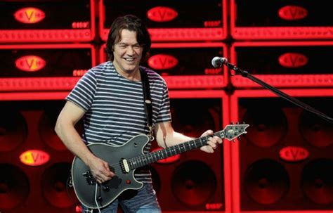 Eddie Halen Enters Rehabithon by Eddie Halen Has Emergency Surgery More Tour Dates