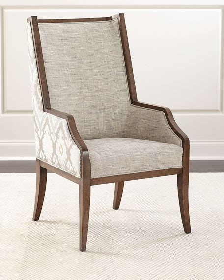 Massoud Loreta Host Dining Chair Neiman Marcus Host Dining Chair