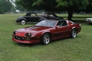 1987 chevrolet camaro pictures cargurus