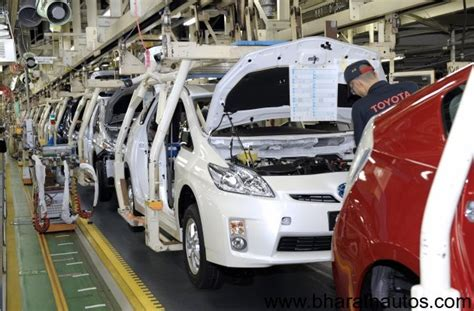 toyota motors india toyota motors to resume normal output in india from may 20