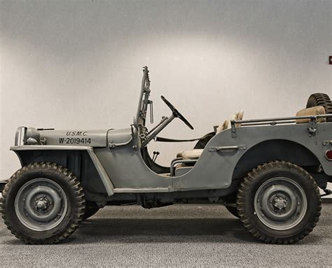 Jeep Ma 1941 Willys Ma Jeep Collection