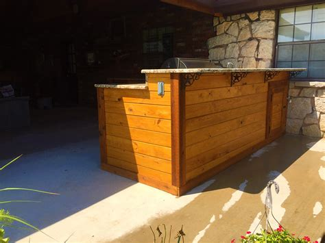 used kitchen cabinets okc outdoor kitchens riemer and son landscaping and