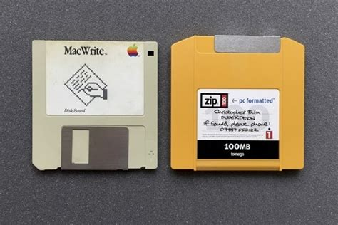 format zip drive think retro who else kinda misses their zip disks macworld