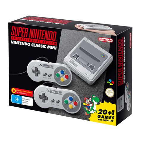 console nintendo classic mini nes nintendo classic mini nintendo entertainment system console the gamesmen
