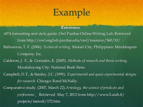 Apa Format Tagalog | apa citation format