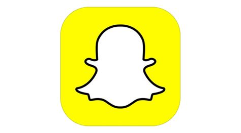 Logo Snapchat Png Transparent Logo Snapchat Png Images Pluspng Snapchat Template Png
