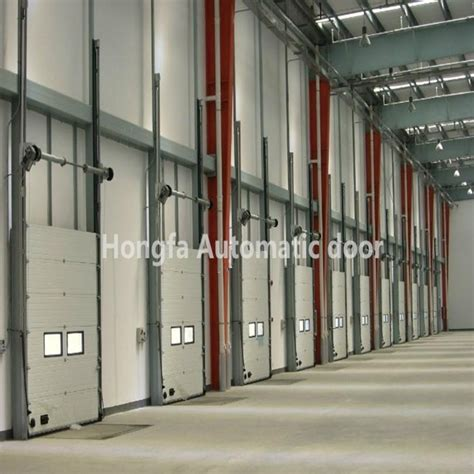 Overhead Door Manufacturer Sectional Overhead Door Buy Direct From China Manufacturer Hf J651 Buy Buy Direct From China